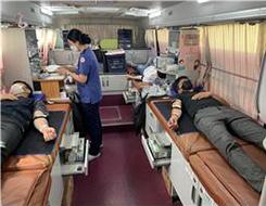 6.22 사랑의 헌혈 릴레이 운동