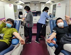 3. 17 사랑의 헌혈 릴레이 운동